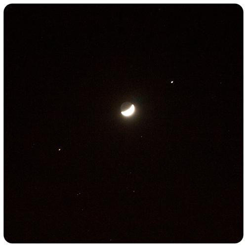 moon&mars